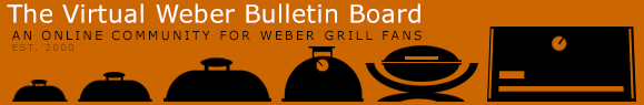 The Virtual Weber Bulletin Board